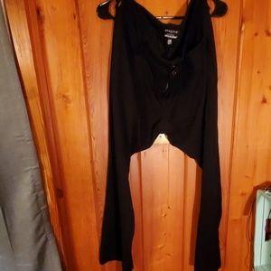 Pants - Black stretchy work pants size 20